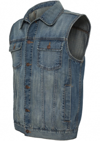 Jeans Denim Jacken/Westen
