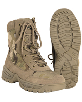 Mil-Tec Tactical Boot Zipper