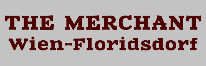 THE MERCHANT - THE SHOP - OUTDOOR, ARMY, MUSIC MERCHANDISE, TEXTILDRUCK & STREETWEAR - WIEN / FLORIDSDORF-Logo