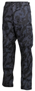 BDU Hose night camo