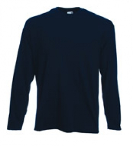 Valueweight Longsleeve deep navy