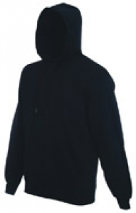 Hooded Sweater schwarz