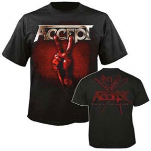 Accept - Blood of the nations, T-Shirt schwarz