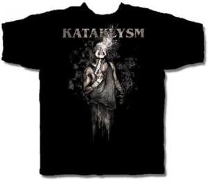 Kataklysm - Crippled & Broken, US IMPORT T-Shirt schwarz