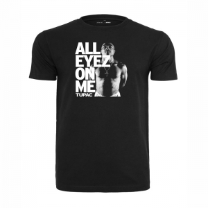 2Pac - All Eyez On Me Tee, schwarz