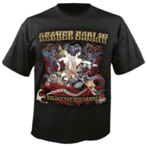Orange Goblin - A eulogy for the damned, T-Shirt schwarz