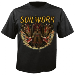 Soilwork, The panic broadcast, T-Shirt schwarz
