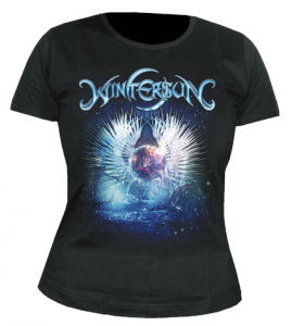 Wintersun - Journey inside a dream, Girlie schwarz
