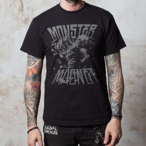 Monster Magnet - Retro Future, T-Shirt schwarz