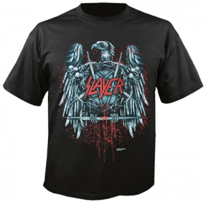 Slayer - Ammunition Eagle, T-Shirt schwarz