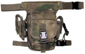 Hip Bag HDT-camo FG