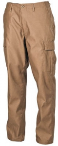 BDU Hose coyote tan