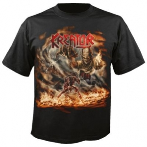 Kreator - Kreator of the beast, T-Shirt schwarz