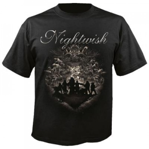 Nightwish - Dragonfly, T-Shirt schwarz