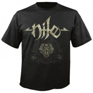 Nile - What should not be unearthed, T-Shirt schwarz