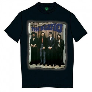 The Beatles - Hey Jude, T-Shirt schwarz