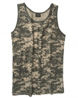 Camouflage Tank Top AT-digital