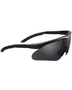 SWISS EYE® Brille Raptor schwarz