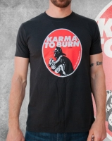 Karma To Burn - Fireman, T-Shirt schwarz