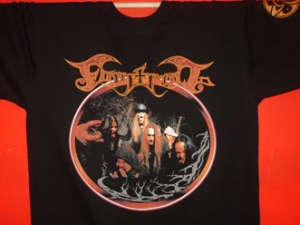 Finntroll - Photo, T-Shirt schwarz