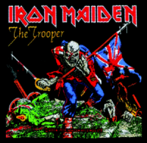 Iron Maiden - SP1868