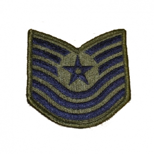 US Aufnäher Master Sergeant Air Force