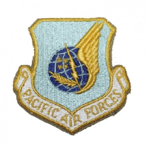 US Aufnäher Pacific Air Forces
