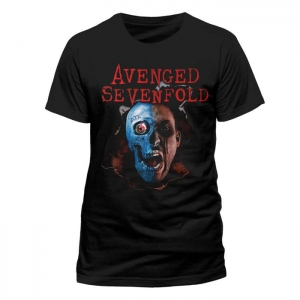 Avenged Sevenfold - Robot Head, T-Shirt schwarz