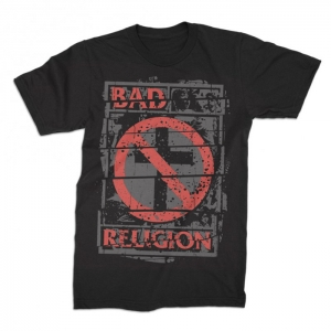 Bad Religion - Unrest, T-Shirt schwarz