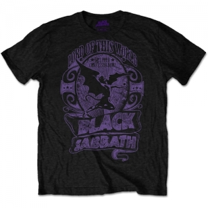 Black Sabbath - Lord Of This World, T-Shirt schwarz