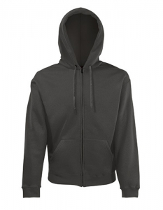 Hooded Sweat Jacket graphit