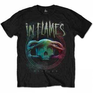 In Flames - Battles Circle, T-Shirt schwarz