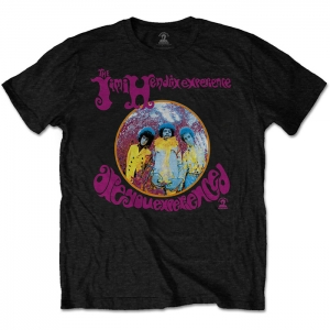 Jimi Hendrix - Are You Experienced, T-Shirt schwarz