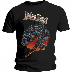 Judas Priest - BTD Redeemer, T-Shirt schwarz