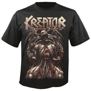 Kreator - Unleashed, T-Shirt schwarz