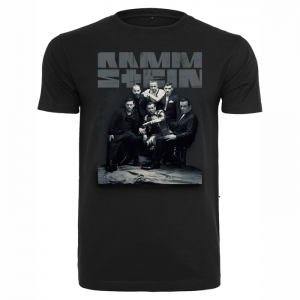 Rammstein - Photo, T-Shirt schwarz