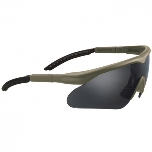 SWISS EYE® Brille Raptor oliv