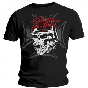 Slayer - Graphic Skull, T-Shirt schwarz