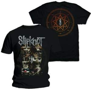 Slipknot - Creatures, T-Shirt schwarz