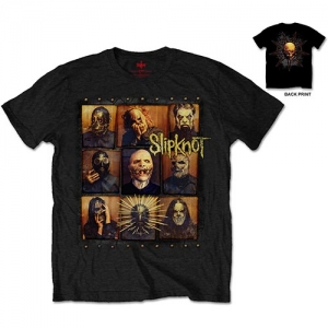 Slipknot - Skeptic Men, T-Shirt schwarz