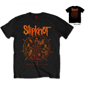 Slipknot - The Wheel, T-Shirt schwarz