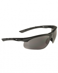 SWISS EYE® Tactical Brille Lancer smoke