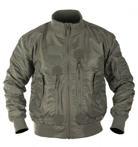 US Tactical Fliegerjacke oliv