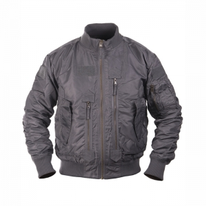 US Tactical Fliegerjacke urban grey