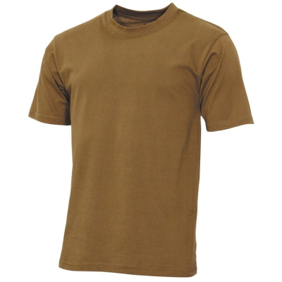 US T-Shirt coyote tan