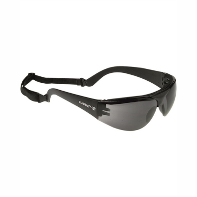 SWISS EYE® Brille Protector smoke