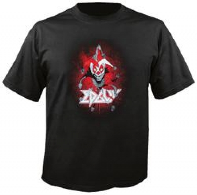 Edguy - Age of the joker, T-Shirt schwarz