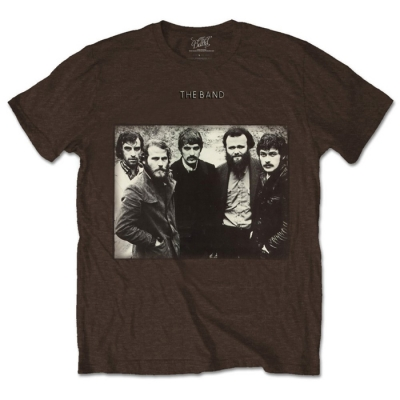 Band, The - Group Photo, T-Shirt braun