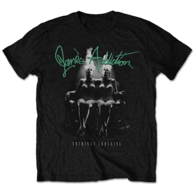 Janes Addiction - Nothings Shocking, T-Shirt schwarz