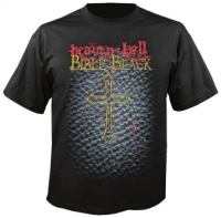 Heaven & Hell - Black bible, T-Shirt schwarz